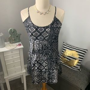 Aeropostale// Aztec mini dress size small